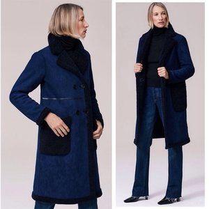 Zara Double Sided Coat